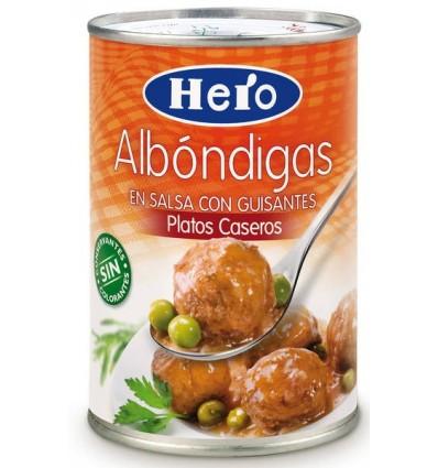 Meatballs Hero 430 Grs