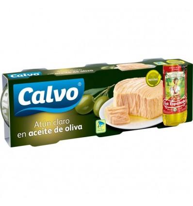 Thon Calvo Huile La Española Ro-100 Pk-3