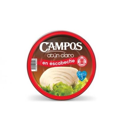 Atun Campos Escabeche Pdta. 1,800 Kgr