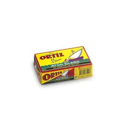 Atun Ortiz Aceite Oliva Ro-100 Grs Pk-3