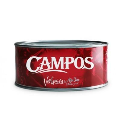 Ventresca Geelvintonijn Campos 180 Grs