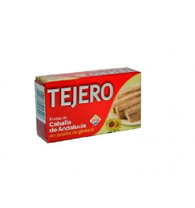 Mackerel fillets Tejero Olive oil 180 Grs