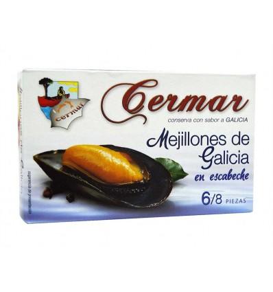 Mussels Cermar Rias 6-8 Ol-120 Grs