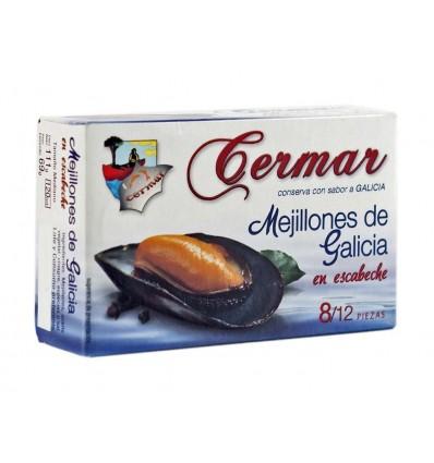 Mussels Cermar Rias 8-12 Ol-111 Grs