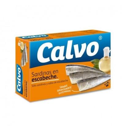 Sardinas Calvo Escabeche 180 Grs