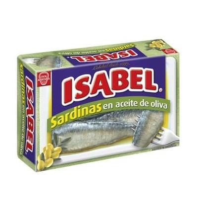 Sardines Isabel Olive oil Ro-125 115