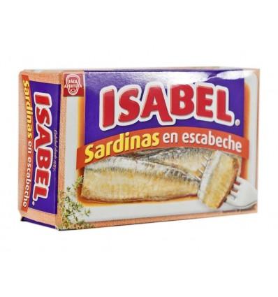 Sardinas Isabel Escabeche Ro-125 115 Grs