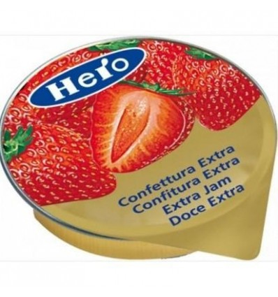 Jam Hero Strawberry Portions 25 Grs