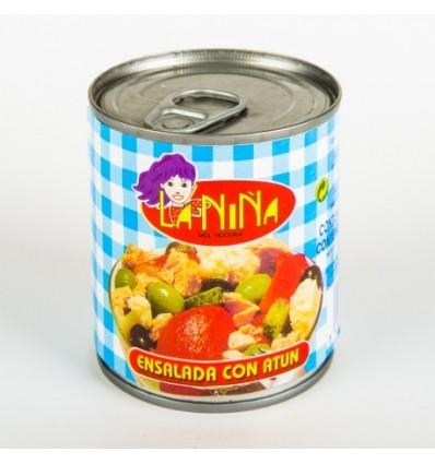 Salat Niña Del Segura Thunfisch Guarnicion