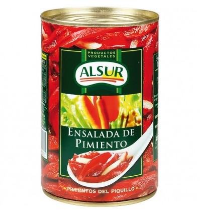 Ensalada Pimiento Alsur 410 Grs