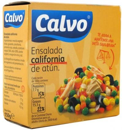 Ensalada Calvo California Ro-160 Grs