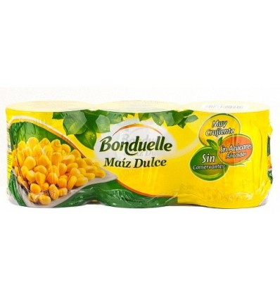 Maiz Bonduelle 250 Grs Pk-3