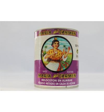 Pfirsiche in Sirup Maria Del Carmen 1 Kg