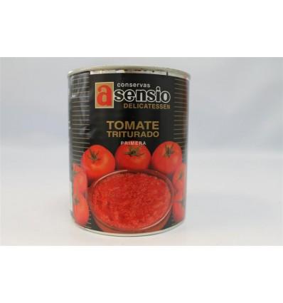 Zerkleinerte Tomate Asensio 1 Kilo