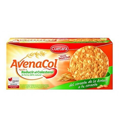Galletas Cuetara Avenacol Digestive 300 Grs