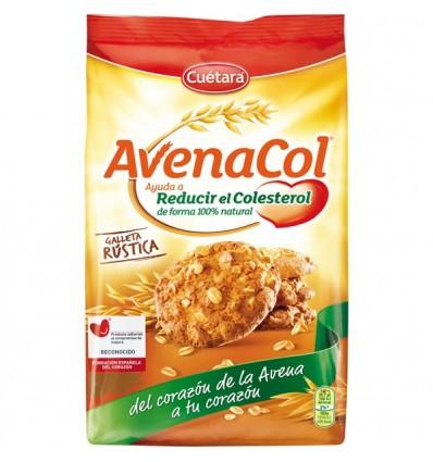 Galletas Cuetara Avenacol Rustica 300 Grs