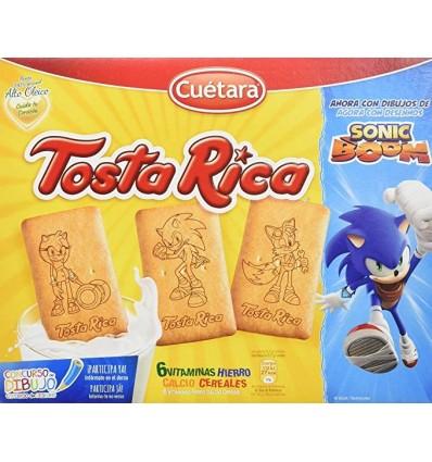Galletas Cuetara Tosta-rica 800 Grs