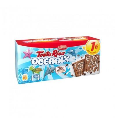 Galletas Cuetara Tosta Rica Oceanix 160 Grs