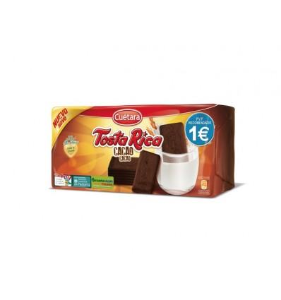 Kekse Cuetara Tosta Rica Kakao 570 Gr