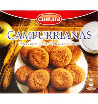 Galletas Cuetara Campurrianas 500 Grs