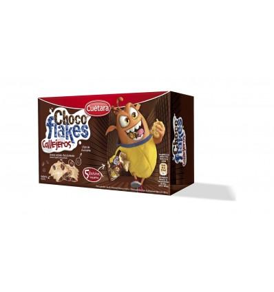 Biscuits Cuetara Choco Callejeros 250 Gr