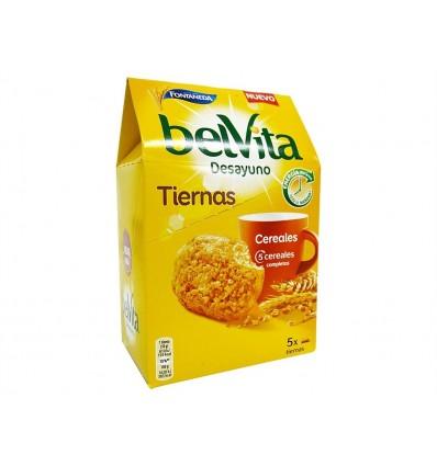 Galletas Fontaneda Belvita Tierna Cereales