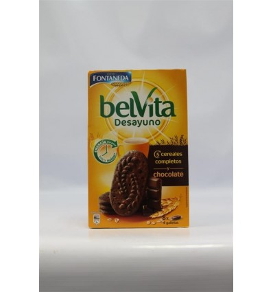 Galletas Fontaneda Belvita Choco 400 Grs