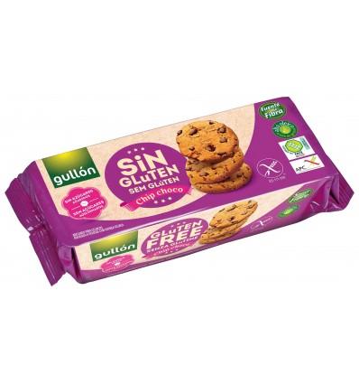 Biscuits Gullon Chip-choco Sans Gluten130 Grs