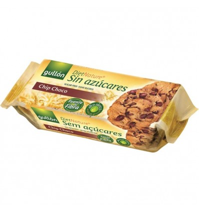 Kekse Gullon Chip-choco Ohne zucker Diet Nature