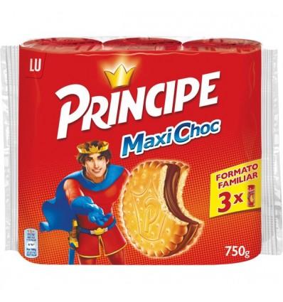 Biscotti Principe Doble cioccolato Pk-3 250 Grs