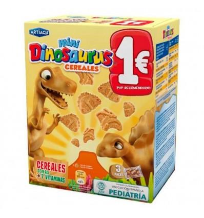 Biscuits Mini Dinosaurus Cereales 350 Grs