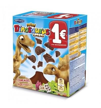 Biscuits Mini Dinosaurus Choco 350 Grs