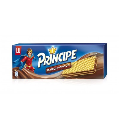Galletas Principe Barquillo Chocolate