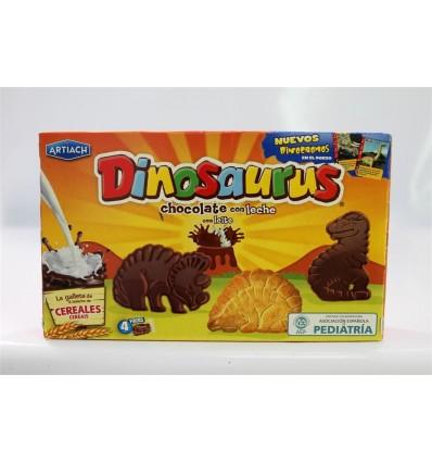 Galletas Dinosaurios Choco-leche 340 Grs