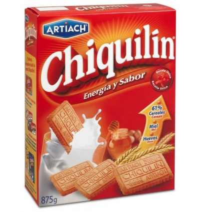 Galletas Chiquilin 875 Grs
