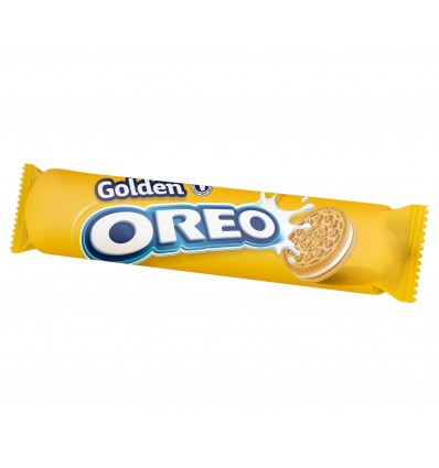 Biscuits Oreo Rodillo Golden 154 Grs
