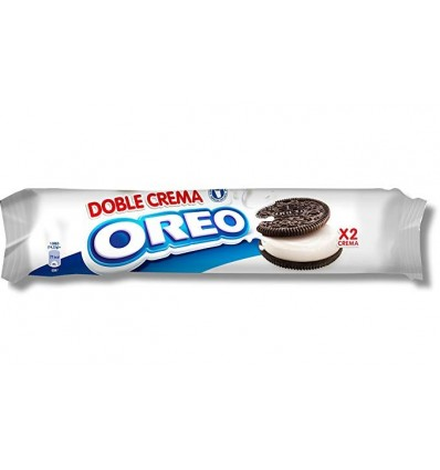 Galletas Oreo Doble Crema 185 Grs