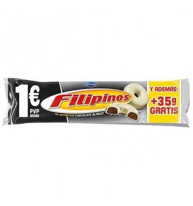 Kekse Filipinos Schokolade weiß 135 Grs