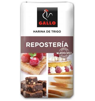 Harina Gallo 1 Kg Reposteria