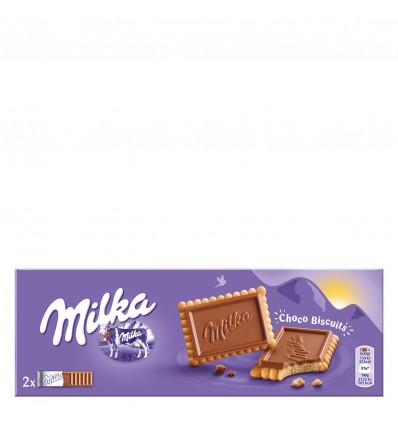 Galletas Milka Choco Biscuit Choco-leche