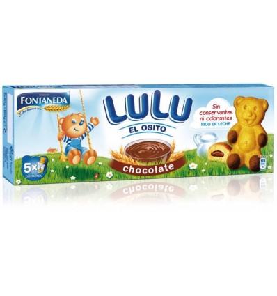 Kekse Osito Lulu Bizcocho Choco 150 Gr