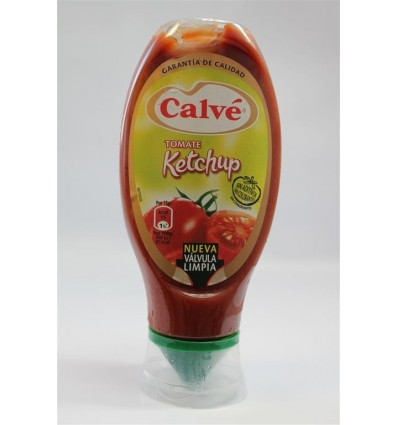 Ketchup Calve Easy 450 Grs