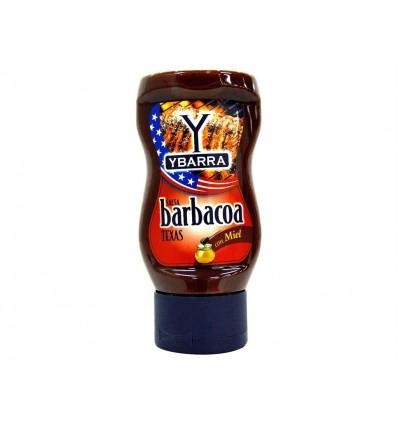 Salsa Ybarra Barbacoa Bocabajo 250 Grs