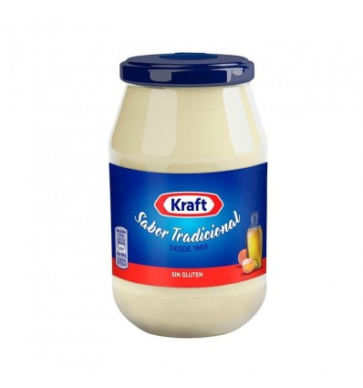 Mayonnaise Kraft 450 Grs
