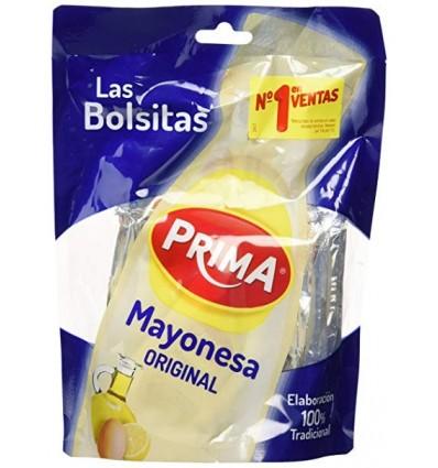 Mayonnaise Prima sachets 15 Unités