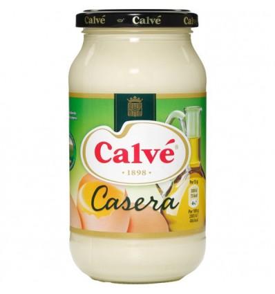 Mayonaise Calve Casera 430 Grs