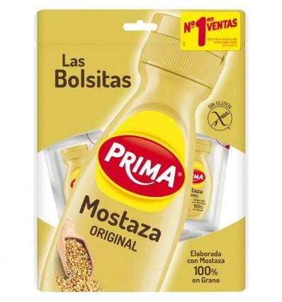 Mostaza Prima Bolsitas 15 Unidades