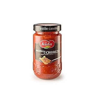 Soße Hida Boloñesa Chorizo 355 Gr