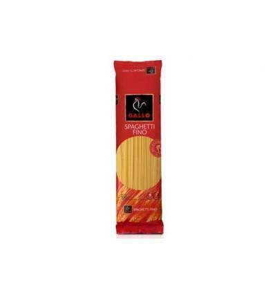 Pasta Gallo Spaguettis 250 Grs