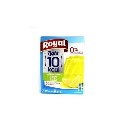 Gelatina Royal Limon Light 0% 31 Gr